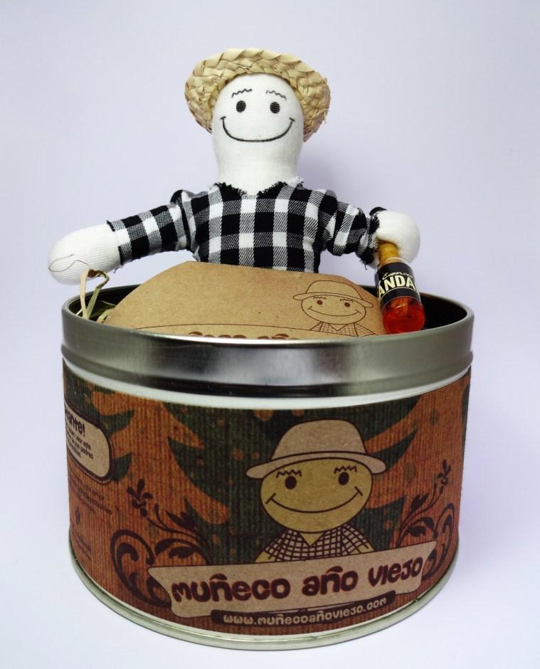 Kit Muñeco de Año Viejo