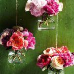 Ideas para decorar fiestas con flores y cristal
