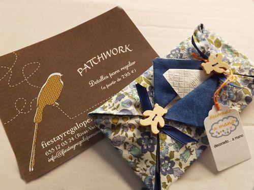 Detalles de patchwork como regalos hechos a mano - Cabeceros originales hechos a mano ...