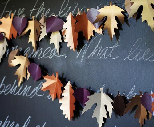 3 manualidades originales para decorar en otoño 1