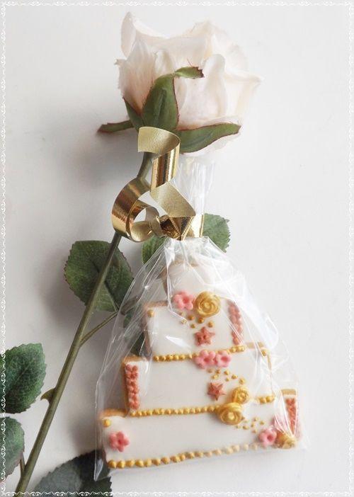Galletas decoradas para bodas by Bea de Bocaditos 6