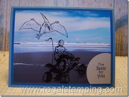 Stampin' Up! Ride On