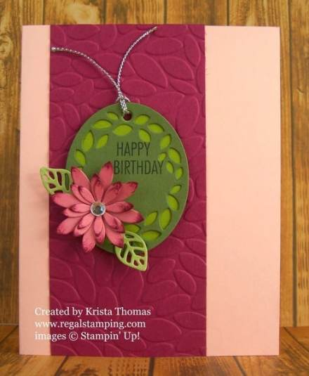 That's the Tag with Succulents, by Krista Thomas, www.regalstamping.com
