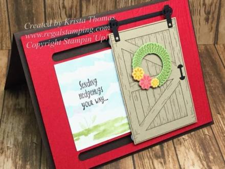 www.regalstamping.com, 2018 Occasions Stampin' Up!