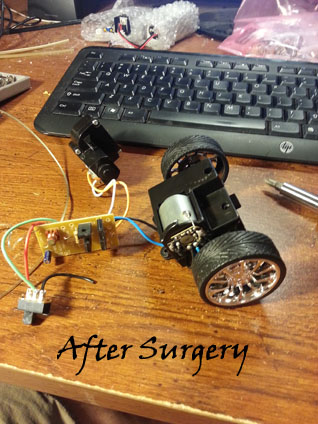 DIY Hovercraft Day 2: Do you have the Guts?? (2/2)