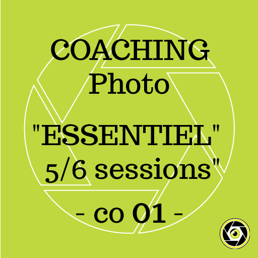 Coaching photo essentiel