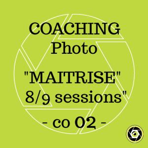 coaching maîtrise photo