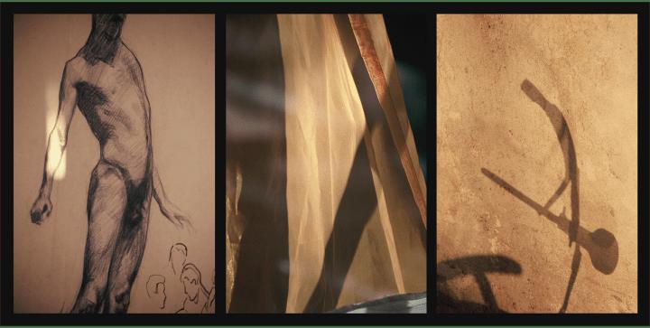 Sombras dibujadas
