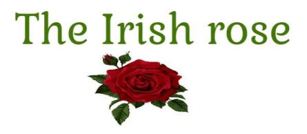 the irish rose
