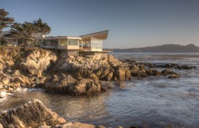 House on Scenic Road Carmel by the Sea