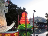 Porcelain Dragon and Climatron