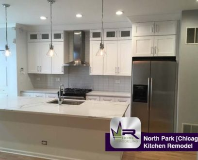 Chicago Kitchen   Bathroom Remodeler   Regency Home Remodeling North Park Kitchen Remodel