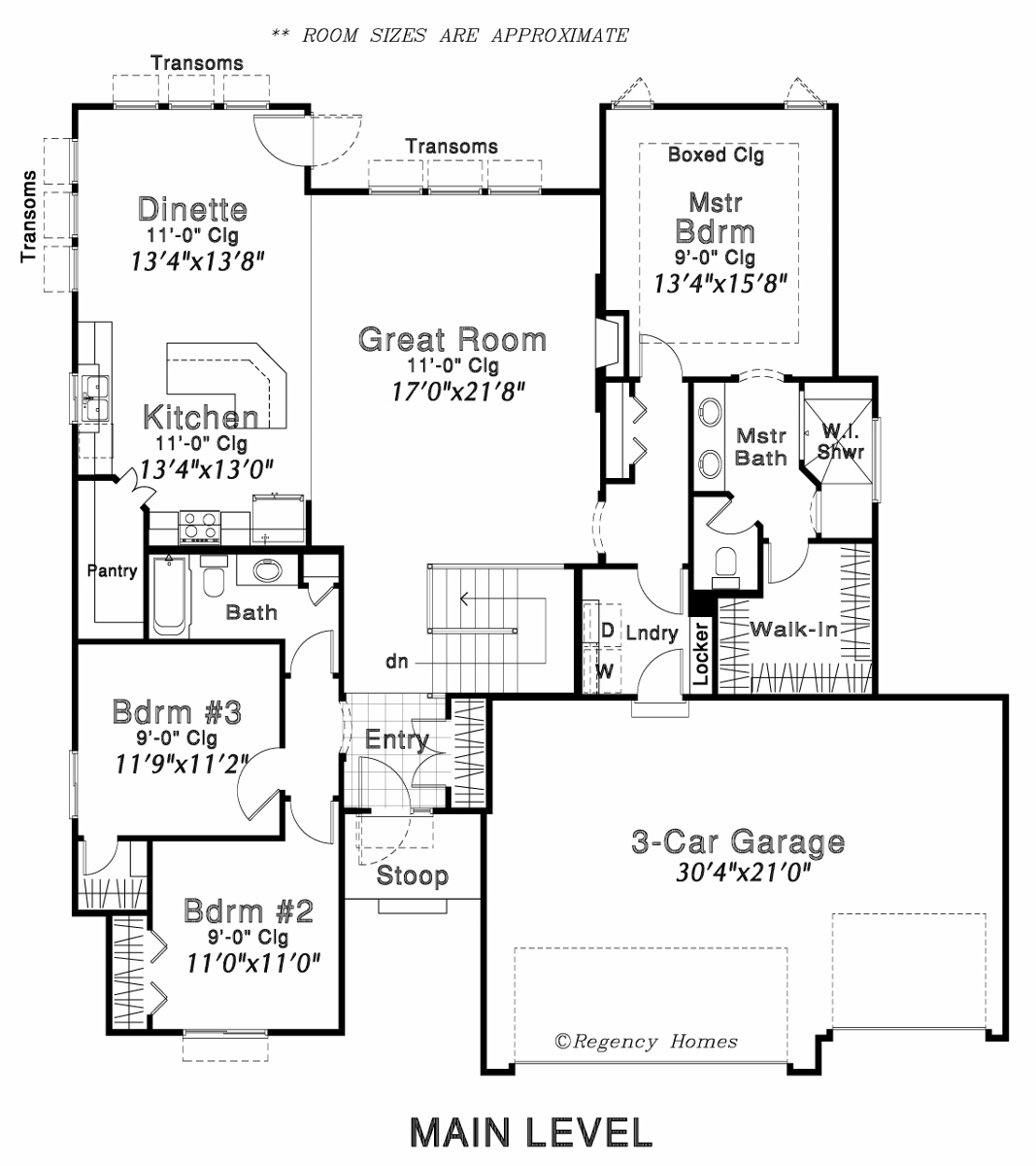 19810 Tyler Street Omaha NE 68135 – Pinecrest Homes Omaha Floor Plans