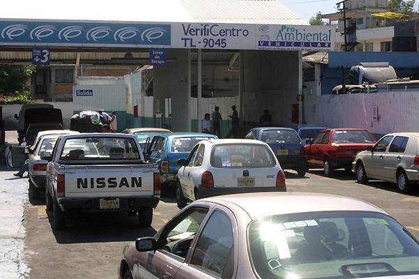 Aumenta GDF 58 pesos el costo de verificación vehicular