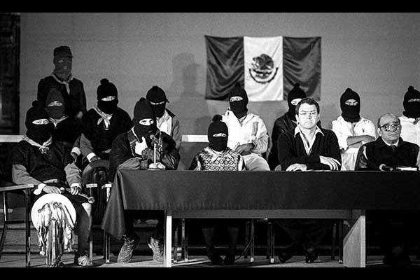 Aniversario EZLN Chiapas acuerdos de San Andrés 20 años de traición