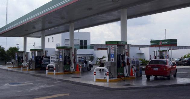 desaparición gasolineras mexicanas pemex