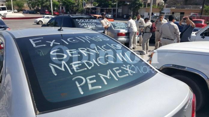 pemex protesta