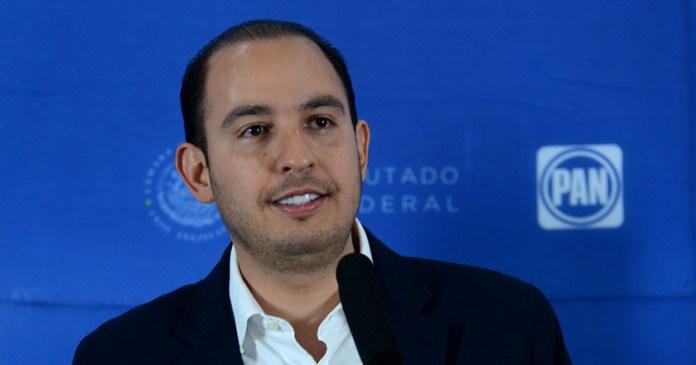 Marko Cortés pan prd exigen reprimir maestros