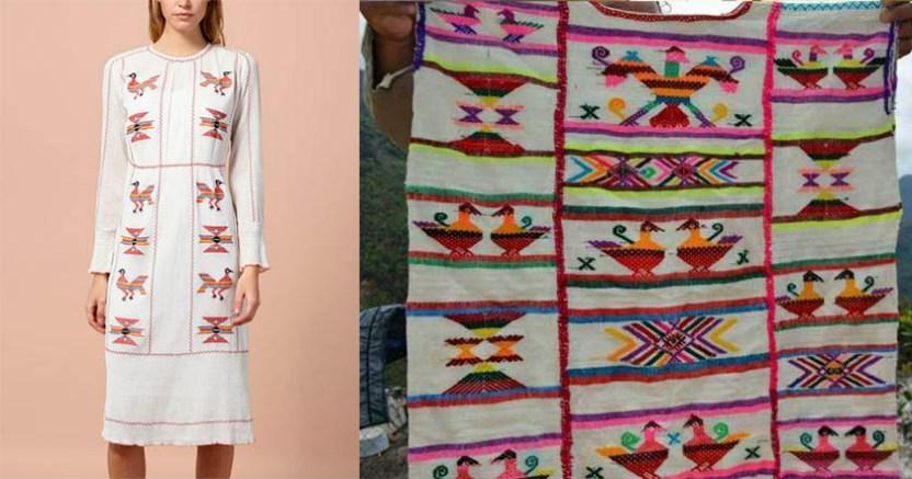 oaxaca artesanía arte textil oaxaqueño plagio derechos propiedad intelectual - Fonart muestra su nueva cara en apoyo al artesano mexicano