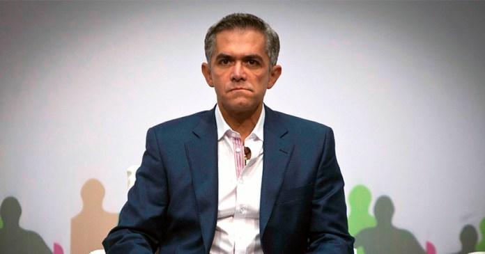 ley de reconstrucción Miguel Ángel Mancera