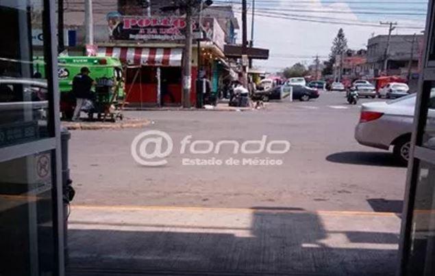 Sujeto muere calcinado en chimenea de rosticería en Ecatepec, intentaba entrar a robar