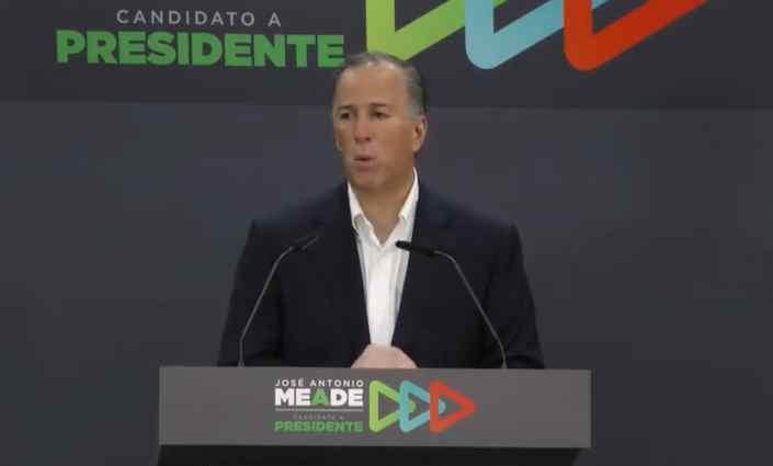 Meade invita a Ríos Piter sumarse a su campaña (VIDEO)