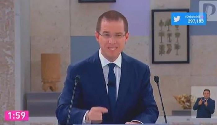 TEPFJ resuelve que Anaya sí difamó a Riobóo en Tercer Debate