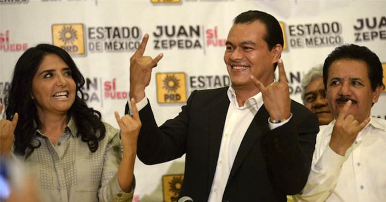 PRD, en la peor crisis de su historia, podría desaparecer: Juan Zepeda