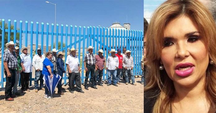 Tío de gobernadora Pavlovich, acusado de apropiarse de agua de riego en Hermosillo