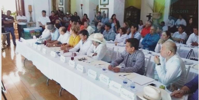 Alcaldes electos de la Huasteca Potosina se unen vs fracking