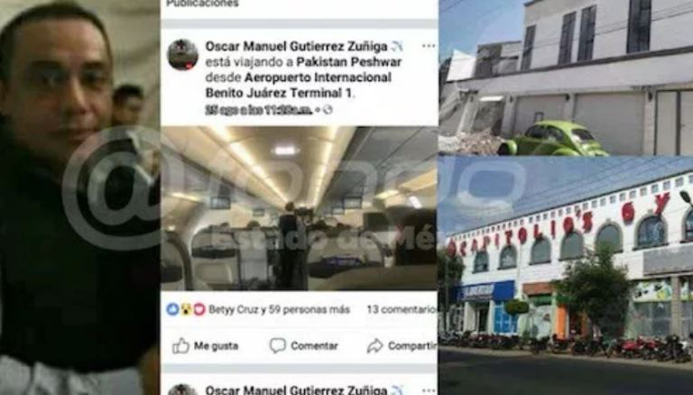 Exhiben propiedades millonarias y viajes de mando de la Policía de Ecatepec