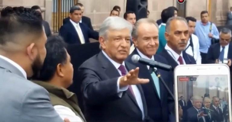 No se usará fracking en México para extraer petróleo y gas: AMLO
