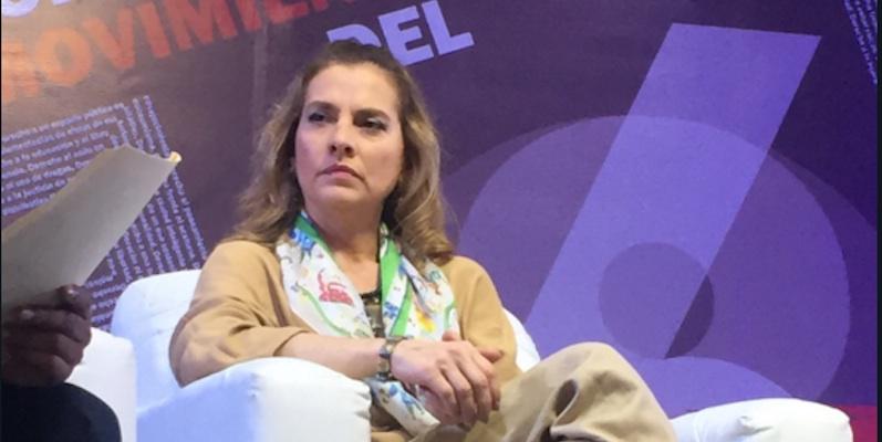 beatriz FIL - Beatriz Gutiérrez llama a reflexionar sobre los 500 años de la Conquista