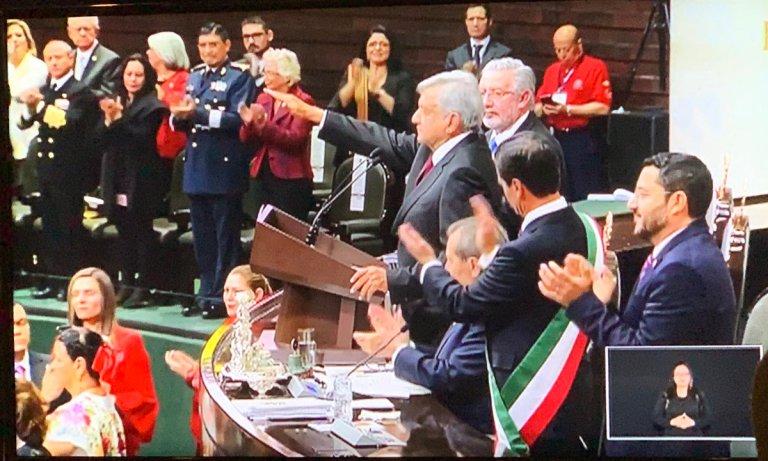 Toma de Protesta de Andrés Manuel López Obrador como presidente (en VIVO)