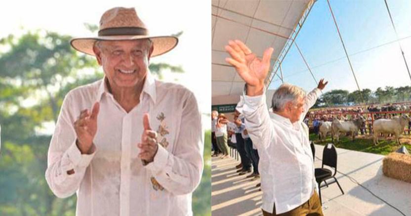 AMLO refrenda apoyo para sanar al país desdichado que dejaron otros mandatos  - AMLO refrenda apoyo para sanar a México, país desdichado