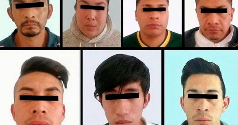 Detienen a 7 explotadores sexuales de menores en Cuautitlán Izcalli - Detienen a 7 explotadores sexuales de menores en Cuautitlán Izcalli