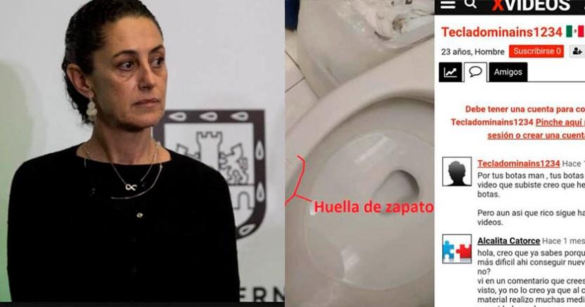 Sheinbaum pide denunciar ante la PGJ el acoso en baños de la UNAM - Sheinbaum pide denunciar ante la PGJ el acoso en baños de la UNAM