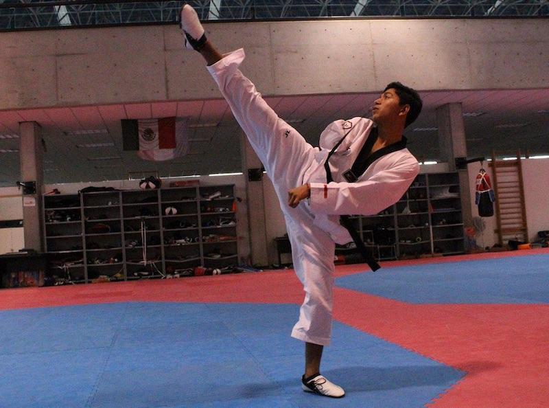 diego garcía medalla - México obtiene medallas de oro y plata en Mundial de ParaTaekwondo