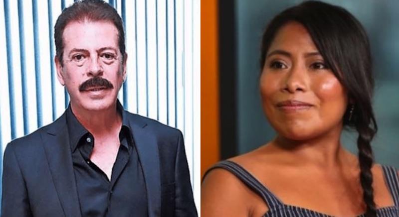 goyri Yalitza Aparicio - ¿Telemundo 'despidió' a Sergio Goyri por comentario contra Yalitza?