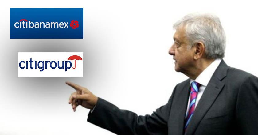 AMLO se reúne con directivos de Citibanamex y Citigroup - AMLO se reúne con directivos de Citibanamex y Citigroup