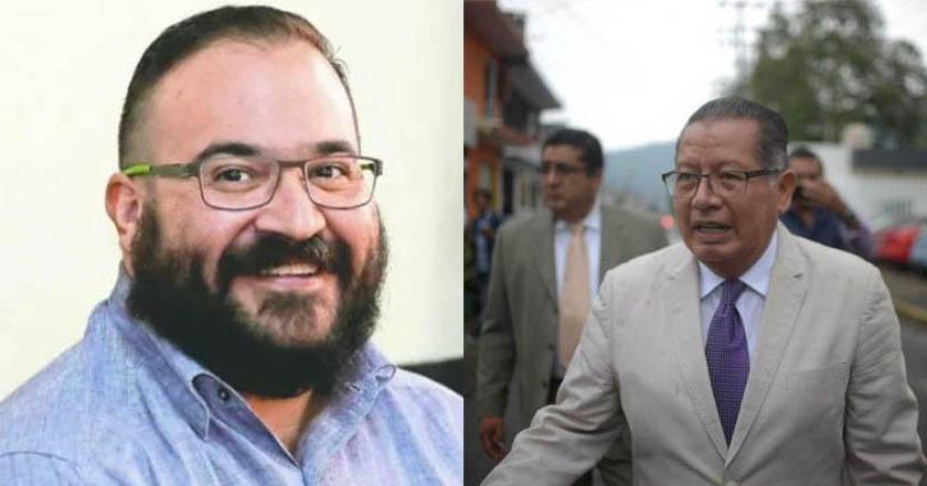 Dan libertad a Flavino Ríos acusado de ayudar al escape de Javier Duarte  - Dan libertad a Flavino Ríos acusado de ayudar al escape de Javier Duarte