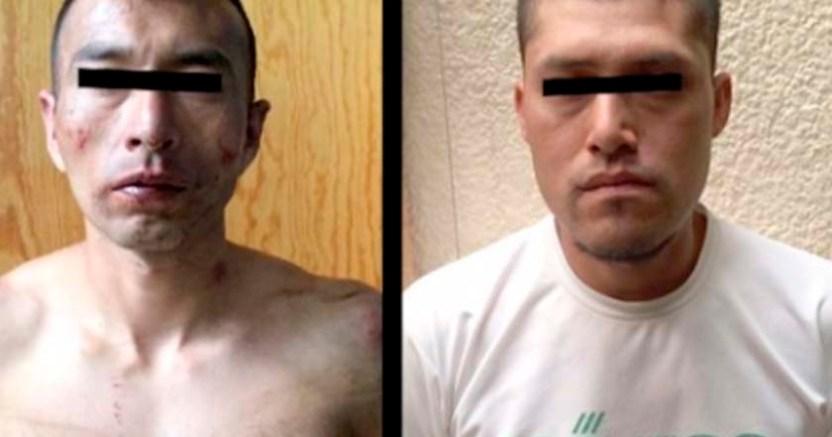 Detienen a dos sujetos presuntos responsables por el delito de secuestro - Detienen a dos sujetos presuntos responsables por el delito de secuestro