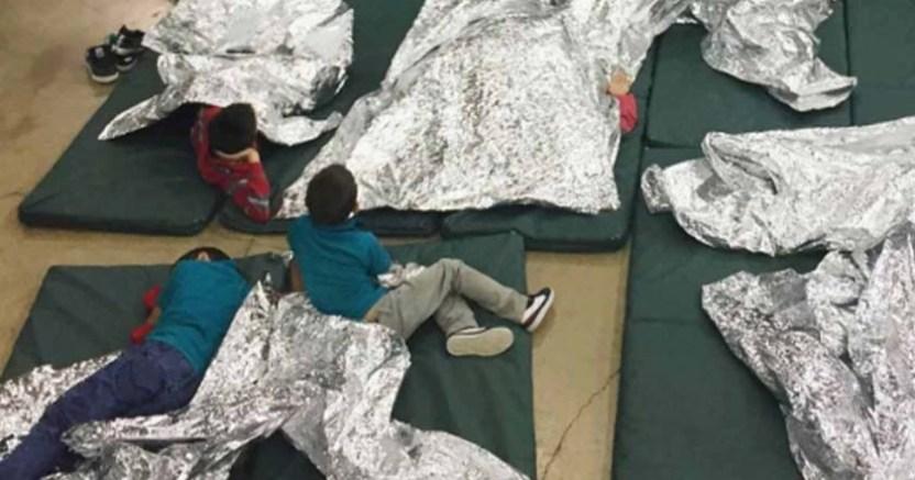 En EUA cerca de dos mil migrantes detenidos están en cuarentena  - En EUA cerca de dos mil migrantes detenidos, están en cuarentena