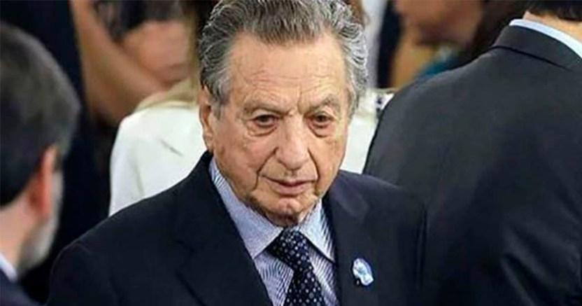 Muere el padre del presidente de Argentina Mauricio Macri  - Muere el padre del presidente de Argentina Mauricio Macri