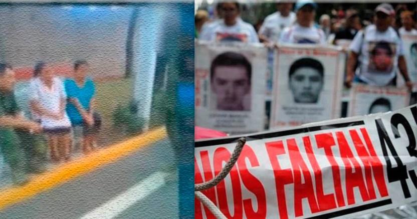 Representantes de los 43 dicen que Sedena ocultó videos del infiltrado del Ejército  - Representantes de los 43 dicen que Sedena ocultó videos del 'infiltrado'