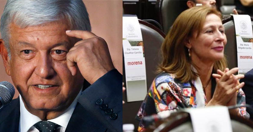 Tatiana Clouthier revela los cuidados a AMLO durante campaña presidencial  - Clouthier revela los cuidados a AMLO durante campaña presidencial