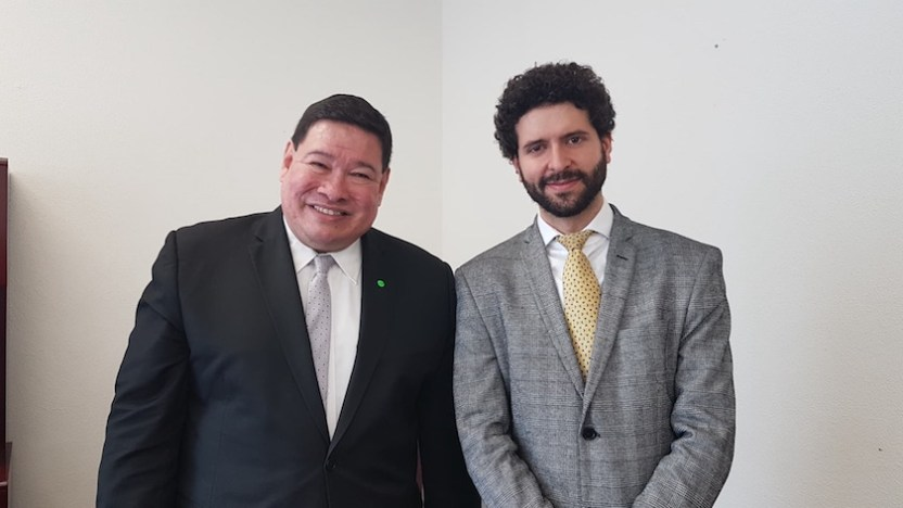 Ivan Sierra IME - IME nombra a Iván Sierra como su nuevo director ejecutivo