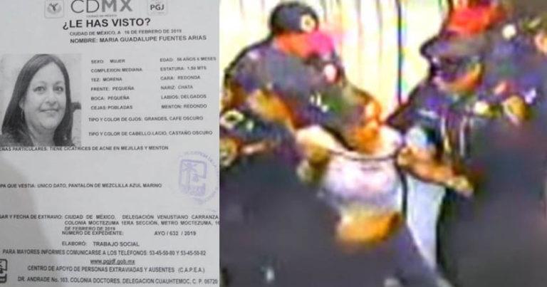 Mujer vive infarto cerebral en el Metro autoridades la sacan sin auxiliarla 768x403 - Aseguran que habrá justicia para la mujer que sufrió infarto en el Metro