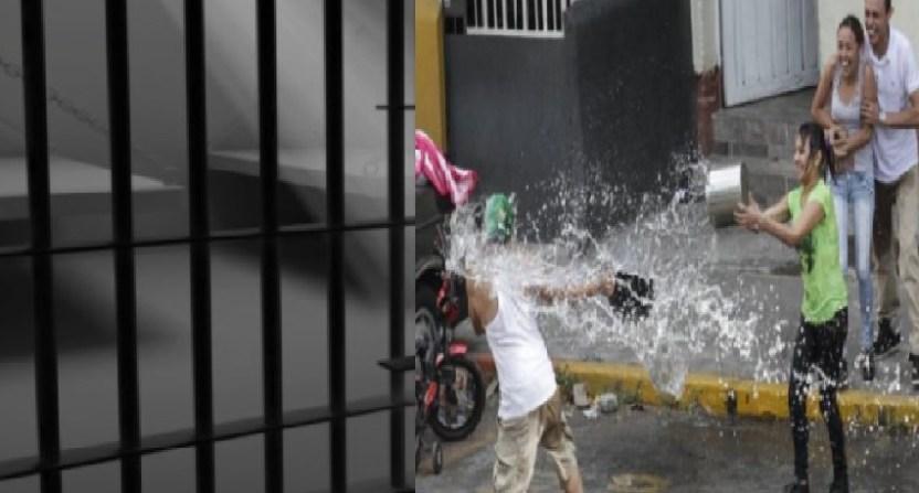 Screenshot 17 1 - Si desperdicias el agua durante el sábado de gloria podrás pisar la cárcel