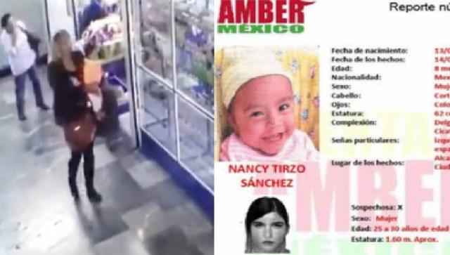 Screenshot 25 1 - Encuentran a la bebé robada del Hospital General; reconocen a la raptora